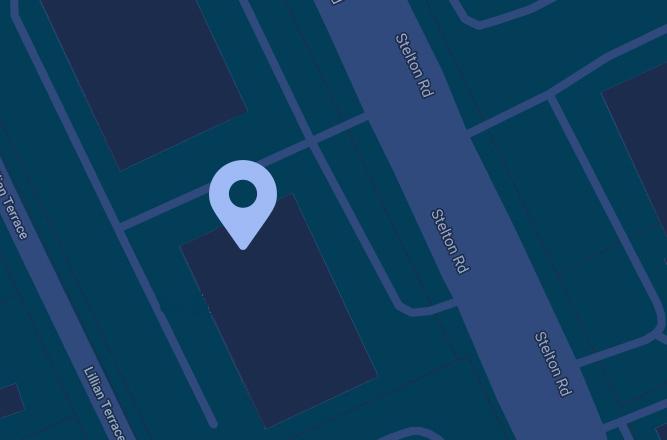 Edgewood Properties 1260 Stelton Road Piscataway, New Jersey Map